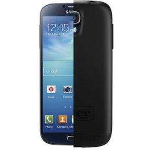 low priced a045b 3b04f Details about OtterBox - Symmetry Series - For Samsung Galaxy S4 - Black -  Case/Cover