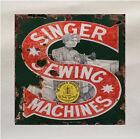 Singer Machine À Coudre Tissu Coton Assurez-vous De Panneau Coussin Tapisserie
