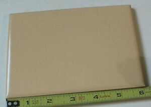 Vintage Pomona Ceramic Tile Forest Green GLOSS New Old Stock 4 1//4 X 4 1//4