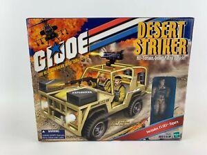 GI-Joe-Desert-Striker-comprend-Flint-Figure-Vamp-Nouveau