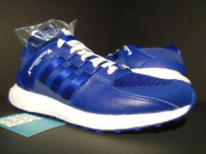 ADIDAS EQT SUPPORT ULTRA MMW MASTERMIND WORLD MYSTERY INK BLUE WHITE ... fa2ae4399f6d