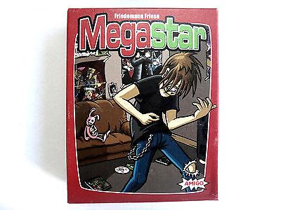 Megastar Amigo 6923 Carte Gioco Come Nuovo-mostra Il Titolo Originale