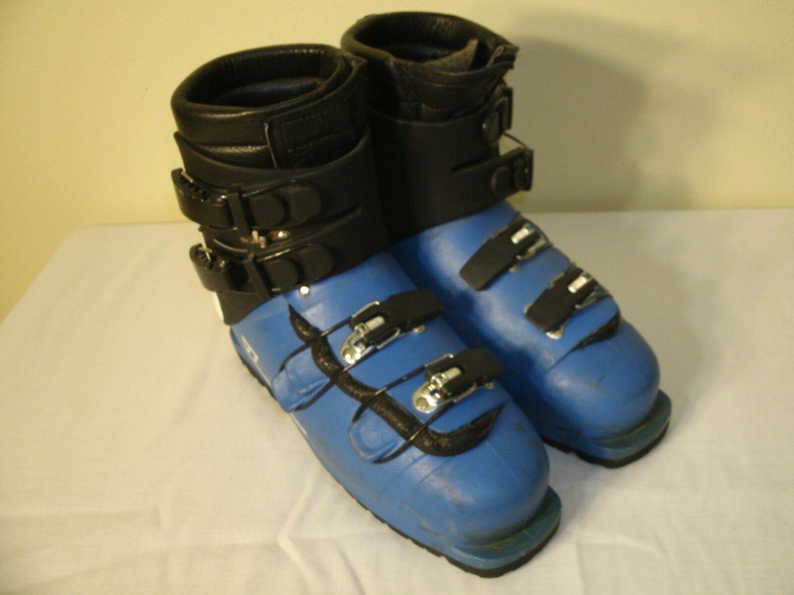 KASTINGER LESSNER ALPINE TOURING blueE SKI BOOTS U.S. SIZE 9  WOMEN'S  cheap