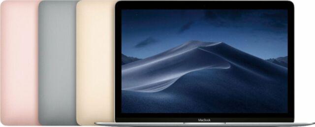 New Sealed Apple Macbook 12'' Display Intel Core M3 8GB 256GB Flash Storage