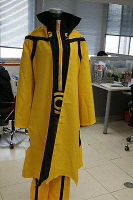 Uzumaki Naruto Cosplay Kostüm Kyubi Cosplay Maßschneider Mann CAC0012
