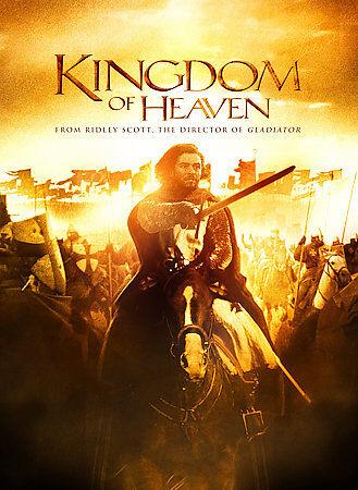 Kingdom Of Heaven Dvd 2005 Full Frame Lenticular For Sale Online Ebay