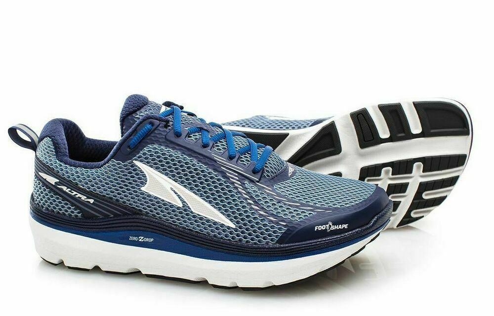 Altra Men's Paradigm 3.0 Running scarpe, blu, 7 DM US