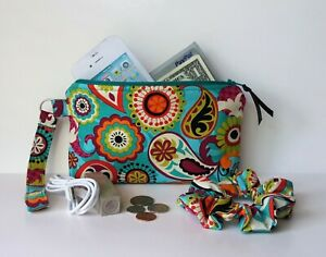 Coin Wallet Everyday Pouch Butterfly Aesthetic Pouches Handmade Zipper Pouch