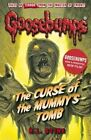 The Curse of the Mummy's Tomb by R. L. Stine (Paperback, 2015)