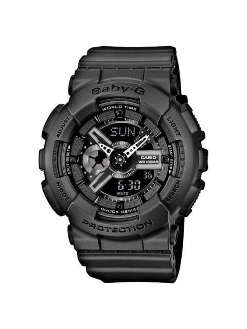 Casio Baby-G BA-110BC-1AER Armbanduhr  schwarz