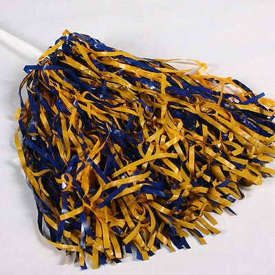 Cheer -Spirit -Pom Poms for cheerleading Sports Events  Lot of 100