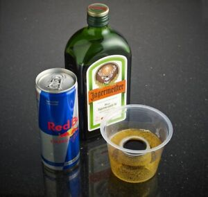 1000 X Jagerbomb Bomb Shot Glasses Great For Jagermeister 5055202123243 5055202123243 Ebay
