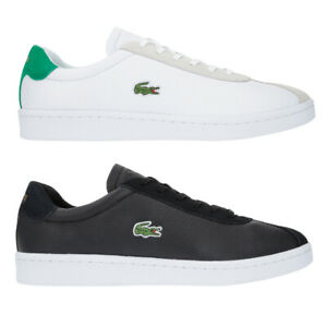 Lacoste Mens Court Master Trainers Lace