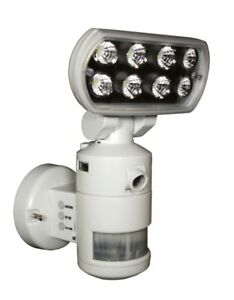 Versonel nightwatcher led security motion light color camera stock photo aloadofball Gallery