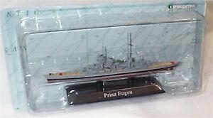 Prinz Eugen Navire De Guerre Monté Sur écran Socle échelle 1:1250 Neuf En Pack Kz10-afficher Le Titre D'origine