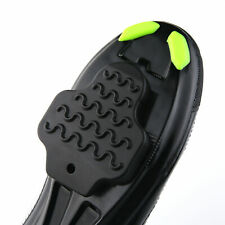 JW/_ 2Pcs Bike Bicycle Rubber Pedal Cleat Covers for SPD-SL//LOOK KEO Sightly