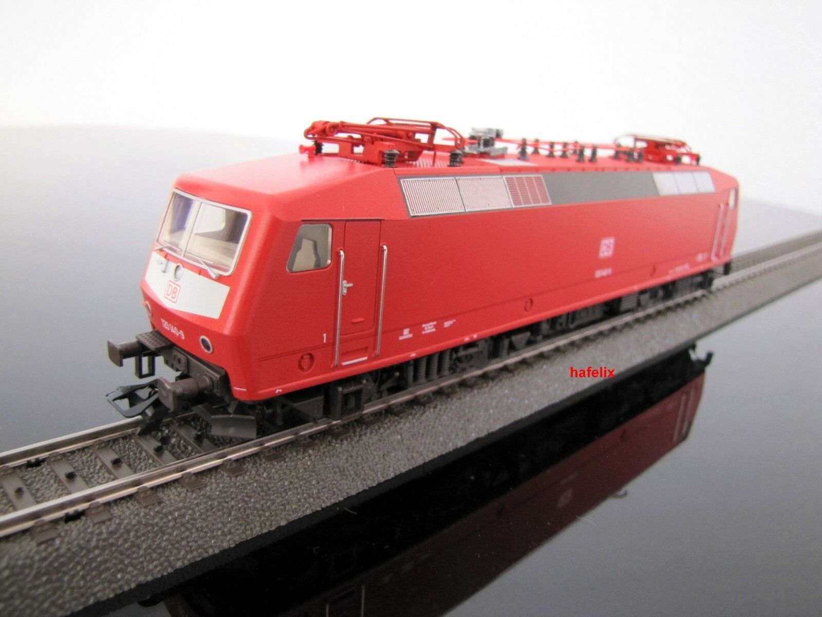 h0 37529 E-Lok br120.1 della DB AG, Digital MFX + + Sound, NUOVO f5401c