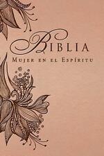 Biblia Mujer en el Espíritu (Rosa Tostado): Reina-Valera 1960 (Spanish Edition)