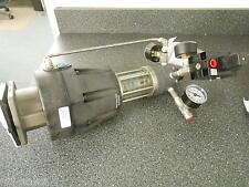 Itt Pure Flo A217 2 Pneumatic Actuator With Siemens 73n B Positioner