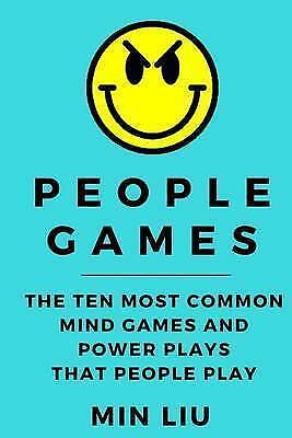 Liu, Min : People Games: The Ten Most Common Mind G Expertly Refurbished Product