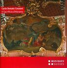 Carlo Donato Cossoni: Il Sacrificio d'Abramo (CD, Jan-2014, Musiques Suisses)
