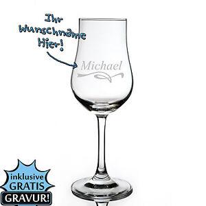Nosing Glas Malt Whisky Nosing Glas mit Gravur Grappaglas | eBay
