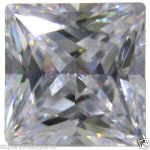 8-0-x-8-0-mm-2-5-ct-PRINCESS-Cut-Sim-Diamond-Lab-Diamond-WITH-LIFETIME-WARRANTY