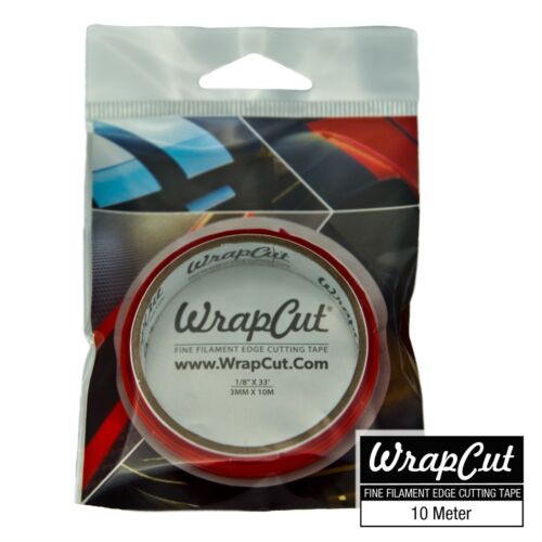 Schneide Band für messerfreies CarWrapping 10 m-Rolle WrapCut™ Cutting Tape