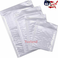 Poly Mailer Bubble Bags Plastic Padded Envelopes 85 X 11 9 12 7 3 5 4 6 50 100