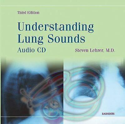 Understanding Lung Sounds by Lehrer, Steven
