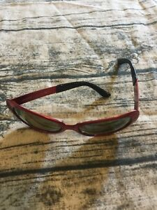 3f4c9b7bd5d Image is loading Versace-Rare-Vintage-Crimson-Red-Sunglasses-Mod-X99-