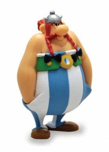 Asterix figurine Obelix les mains dans les poches 7,5 cm 605685