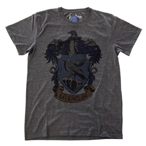 Officially Licensed Harry Potter Ravenclaw Dyed T-Shirt S-XXL Sizes