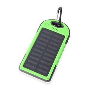 Shop LC Solar Battery Charger Power Bank Shockproof USB Charging Cable Carabiner