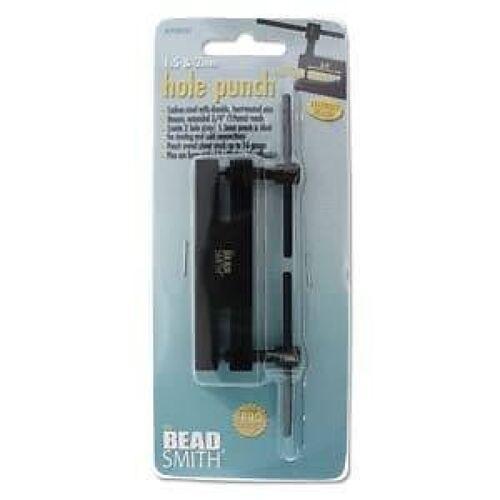 Beadsmith Double Métal Punch 1.5 mm et 2 mm