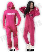 1d One Direction Adult Size Onesie Pyjamas All In One