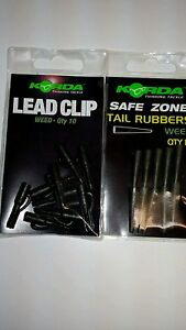 K0RDA LEAD CLIPS AND TAIL RUBBERS GREEN - <span itemprop='availableAtOrFrom'>Braintree, United Kingdom</span> - K0RDA LEAD CLIPS AND TAIL RUBBERS GREEN - <span itemprop='availableAtOrFrom'>Braintree, United Kingdom</span>