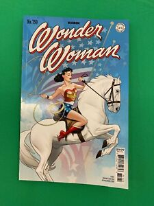 Wonder-Woman-750-Josh-Middleton-1940-039-s-Variant-Cover-DC-Comics