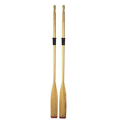 Lahna Dinghy Oars - Britannia Wooden Oar 1.95m (Pair) - New