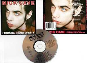 NICK-CAVE-034-From-Her-To-Eternity-034-CD-1988