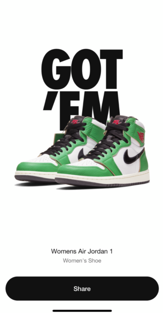 Size 8 - Jordan 1 Retro High OG Lucky Green