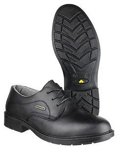 Industrial Toe Fs62 Steel Shoe Amblers Cap Uk6 Gibson 14 Safety Waterproof Mens O17A7Wn8d
