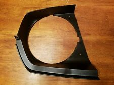 1971 1972 1973 1974 AMC Javelin AMX SST RH headlight trim bezel oem NOS
