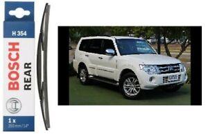 Bosch-H354-Rear-Window-Screen-Wiper-Blade-Mitsubishi-Pajero-Shogun-2007-2019