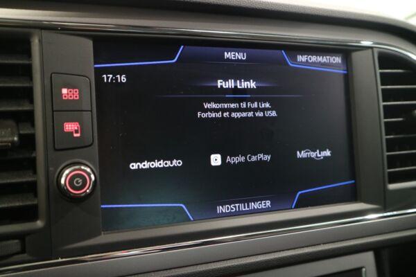 Seat Leon 2,0 TDi 150 Xcellence ST DSG billede 10