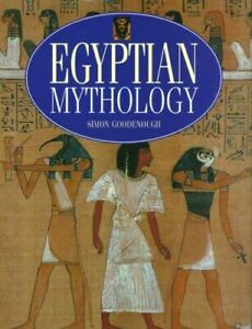 Like New, Egyptian Mythology, Goodenough, Simon, Hardcover