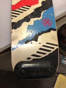 Vintage-skateboard-Brand-X-deck-trucks-old-school-powell-dogtown-Sims-alva