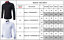 Luxury-Men-Slim-Fit-Dress-Shirts-Long-Sleeve-Business-Formal-Casual-T-shirt-Tops thumbnail 12