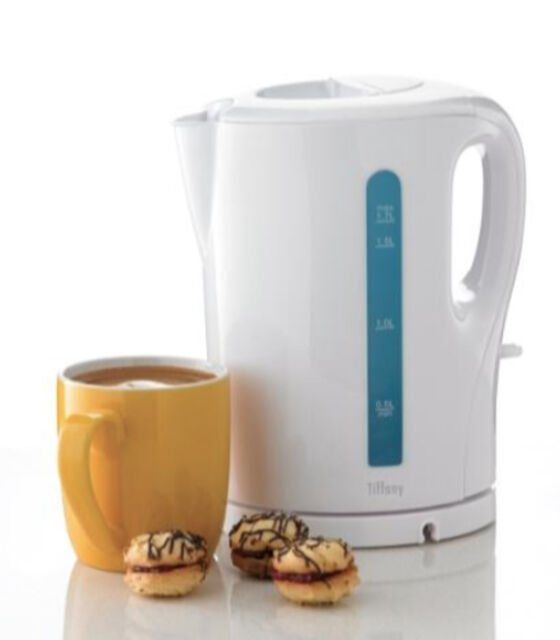 Tiffany 1.7 Litre Automatic Cordless Kettle KT350 FREE SHIPPING-NEW!