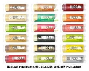 HURRAW-PREMIUM-ORGANIC-NATURAL-VEGAN-LIP-BALM-SMOOTH-STICK-22-Flavour-Choices
